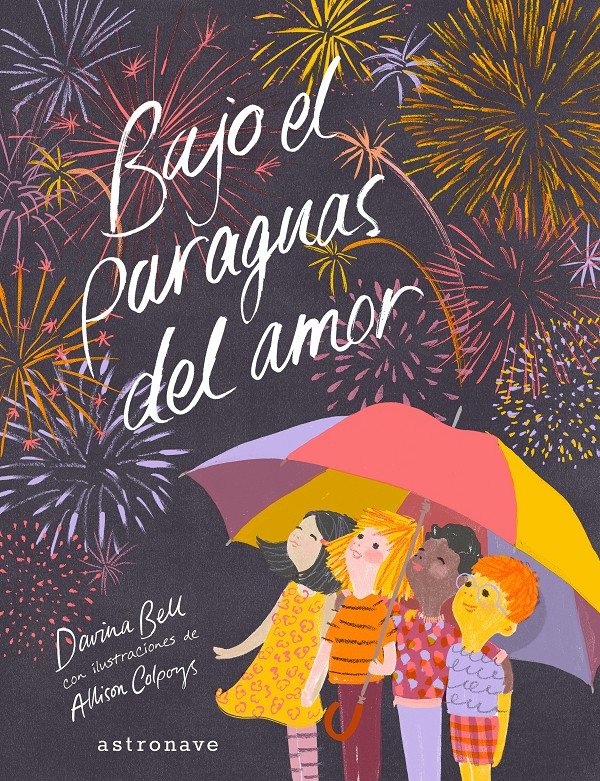 Bajo el paraguas del amor