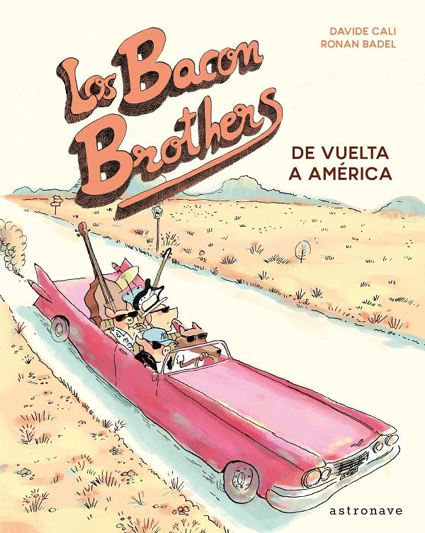 Los Bacon Brothers. De vuelta a América