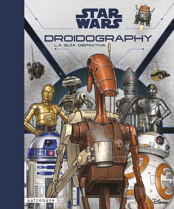 Droidography. La guía definitiva