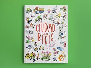 La ciudad de las bicis