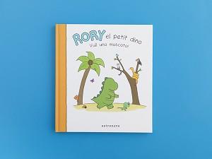 Rory el petit dino. Vull una mascota!