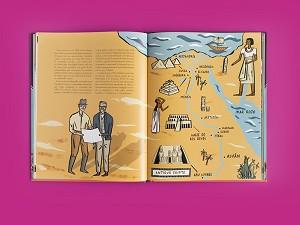 La historia de Tutankamón