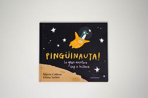 Pingüinauta! La gran aventura cap a la luna