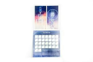 Gris Calendario