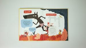 Els calçotets del llop. Quadern d'activitats i jocs absurds.