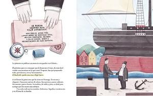El barco de Ernest Shackleton