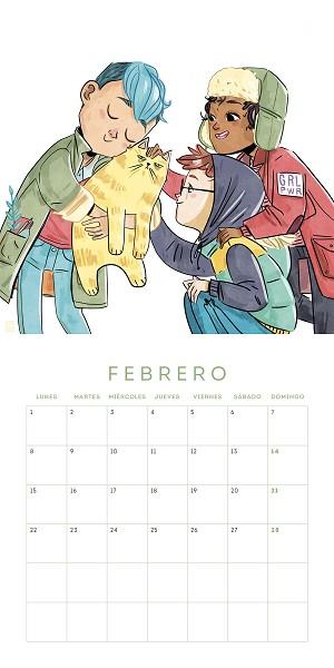 Calendario Esther Gili