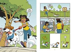 Comics de ciencia. Perros. De predador a protector