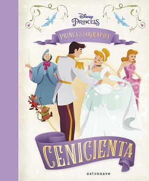 Princessography. Cenicienta