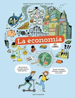 La economía en cómic