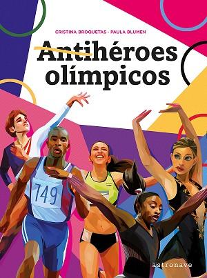 Antihéroes olímpicos